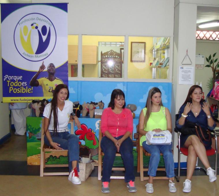 Familia cifuentes arango jardin infantil preescolar for Cascanueces jardin infantil medellin