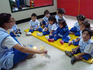 Ventajas de la educaci n inicial jardin infantil for Cascanueces jardin infantil medellin